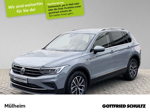 Volkswagen Tiguan Life 1.5 TSI 150 PS 6-Gang - Vorführfahrzeu, Jahr 2020, Benzin