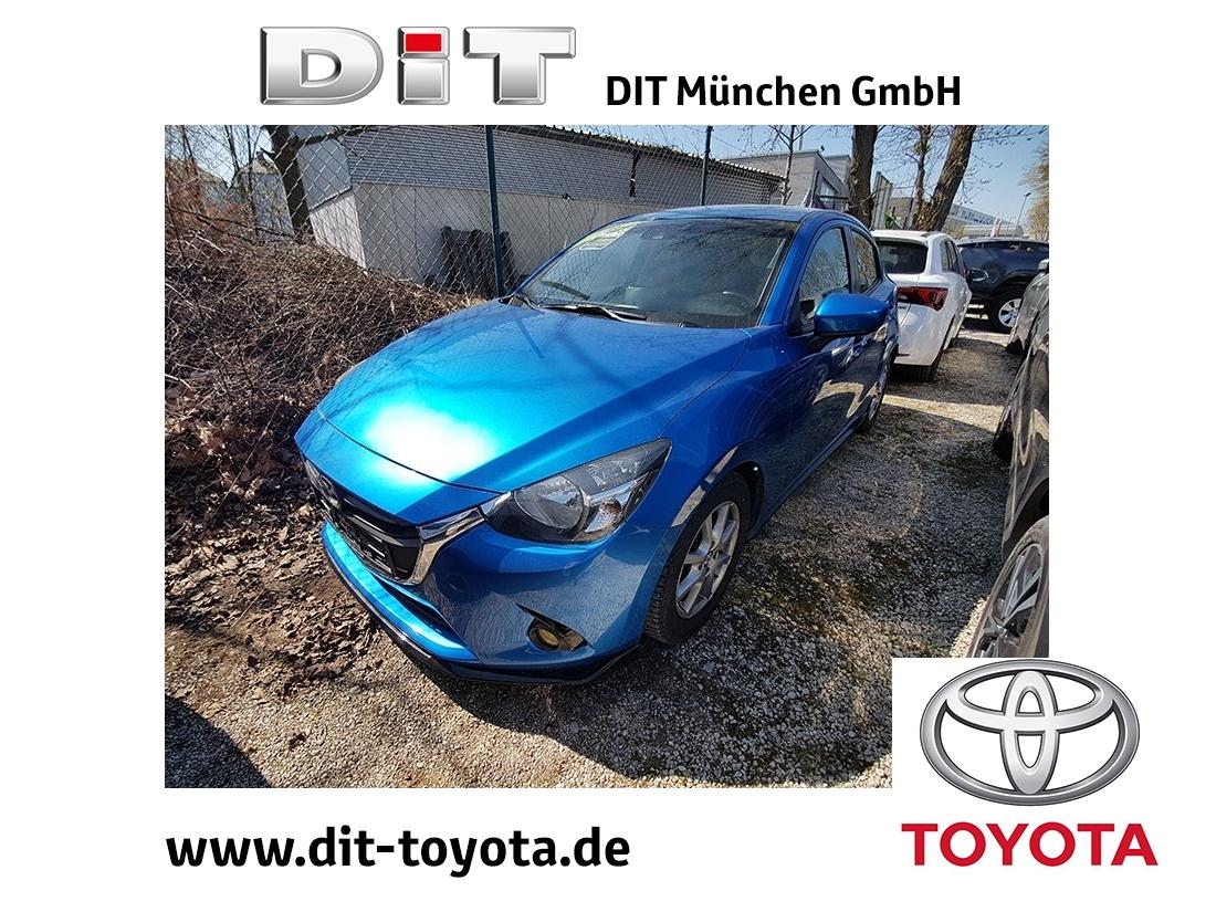 Mazda 2 1.5 SKYACTIV-G 90 Exclu *Big Deal+5J-Garantie, Jahr 2014, Benzin